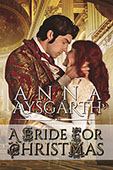 A Bride For Christmas by Anna Aysgarth