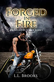 Forged in Fire by L. L. Brooks