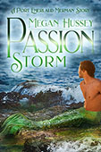 Passion Storm by Megan Hussey