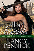 Heart of the Emerald by Nancy Pennick