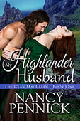 My Highlander Husband by Nancy Pennick